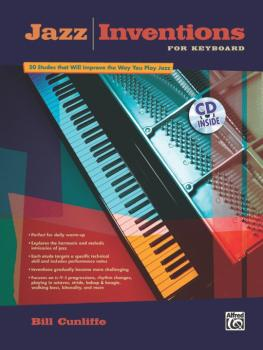 Jazz Inventions for Keyboard (AL-00-22695)