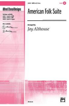 American Folk Suite (AL-00-23571)