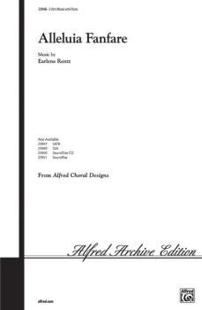 Alleluia Fanfare (AL-00-23948)
