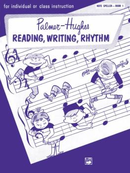 Palmer-Hughes Accordion Course Reading, Writing, Rhythm (Note Speller, (AL-00-240)