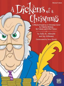 "A Dickens of a Christmas: A Musical Based on ""A Christmas Carol"" by Ch (AL-00-24025)"