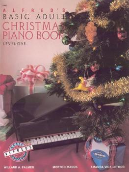 Alfred's Basic Adult Piano Course: Christmas Piano Book 1 (AL-00-2466)