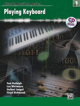 Alfred's Music Tech Series, Book 1: Playing Keyboard (AL-00-25564)