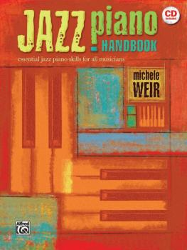 Jazz Piano Handbook: Essential Jazz Piano Skills for All Musicians (AL-00-26926)