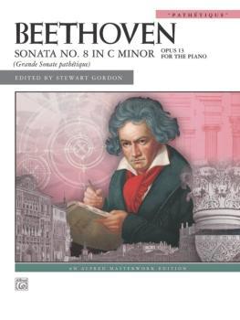 Beethoven: Sonata No. 8 in C Minor, Opus 13: Grande Sonate pathétique  (AL-00-27902)
