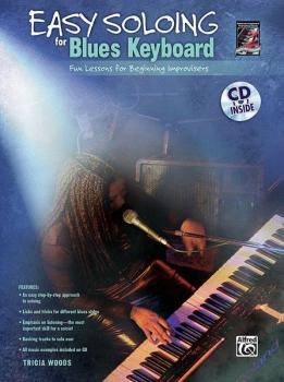 Easy Soloing for Blues Keyboard (AL-00-28252)
