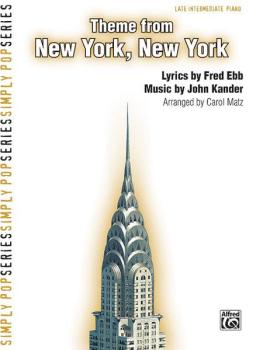 <i>New York, New York,</i> Theme from (AL-00-28433)