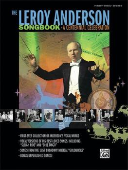 The Leroy Anderson Songbook: A Centennial Celebration: Vocal versions  (AL-00-29154)