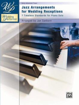 Wedding Performer: Jazz Arrangements for Wedding Receptions (7 Timeles (AL-00-30068)