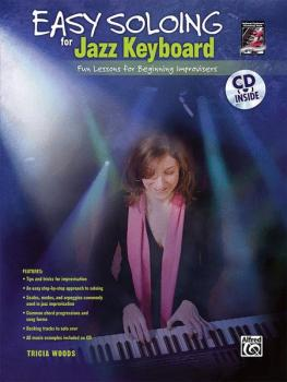 Easy Soloing for Jazz Keyboard (AL-00-30260)