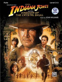 <I>Indiana Jones and the Kingdom of the Crystal Skull</I> Instrumental (AL-00-31758)