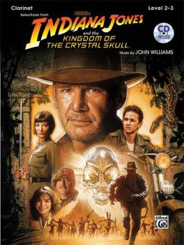 <I>Indiana Jones and the Kingdom of the Crystal Skull</I> Instrumental (AL-00-31761)