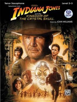 <I>Indiana Jones and the Kingdom of the Crystal Skull</I> Instrumental (AL-00-31767)