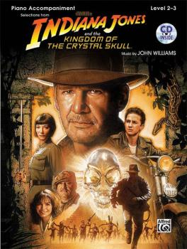 <I>Indiana Jones and the Kingdom of the Crystal Skull</I> Instrumental (AL-00-31779)
