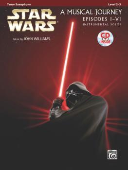 <I>Star Wars</I>® Instrumental Solos (Movies I-VI) (AL-00-32110)