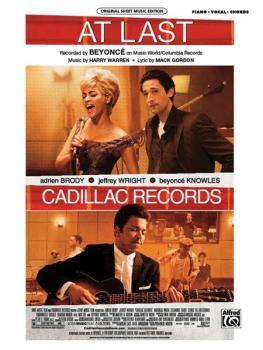 At Last (from <i>Cadillac Records</i>) (AL-00-32178)