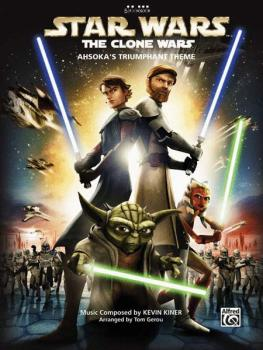 Ahsoka's Triumphant Theme (from <i>Star Wars®: The Clone Wars</i>) (AL-00-32429)