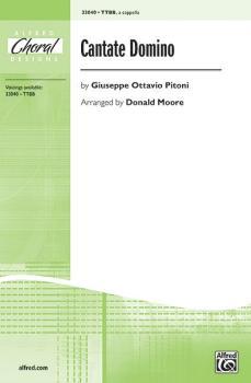Cantate Domino (AL-00-33040)