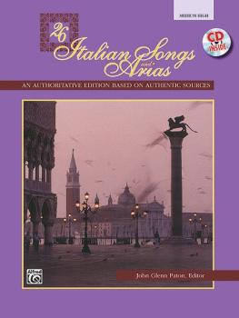 26 Italian Songs and Arias (AL-00-3396)