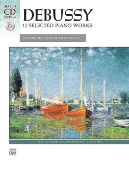 12 Selected Piano Works (AL-00-35314)