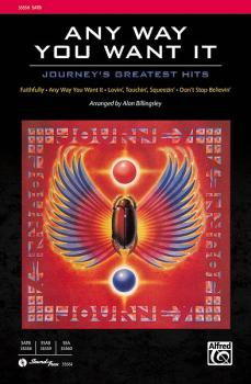 Any Way You Want It: Journey's Greatest Hits: As performed by the Cast (AL-00-35558)