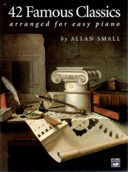 42 Famous Classics Arranged for Easy Piano (AL-00-361)
