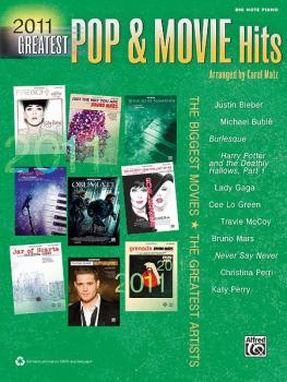 2011 Greatest Pop & Movie Hits: The Biggest Movies * The Greatest Arti (AL-00-38580)