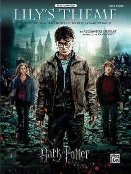 Lily's Theme (Main Theme from <i>Harry Potter and the Deathly Hallows, (AL-00-38839)