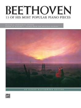 13 Most Popular Pieces (AL-00-390)