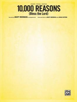 10,000 Reasons (Bless the Lord) (AL-00-39445)