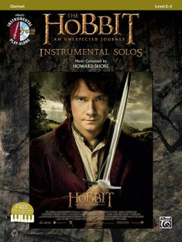 <i>The Hobbit: An Unexpected Journey</i> Instrumental Solos (AL-00-40970)