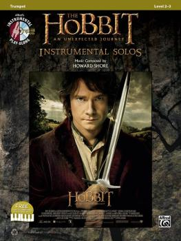 <i>The Hobbit: An Unexpected Journey</i> Instrumental Solos (AL-00-40979)