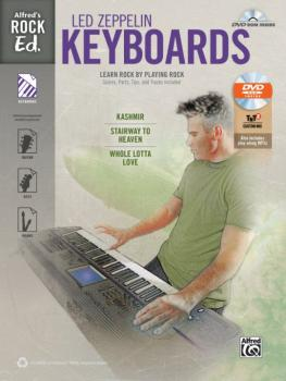 Alfred's Rock Ed.: Led Zeppelin Keyboards: Learn Rock by Playing Rock: (AL-00-41021)