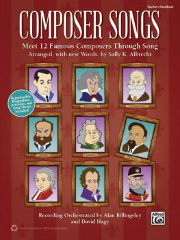 Composer Songs: Meet 12 Famous Composers Through Song (AL-00-41673)