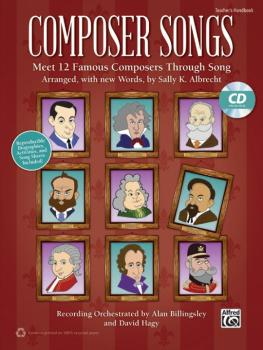 Composer Songs: Meet 12 Famous Composers Through Song (AL-00-41675)