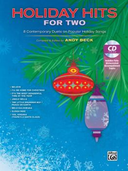 Holiday Hits for Two: 8 Contemporary Duets on Popular Holiday Songs (AL-00-41748)