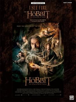 I See Fire (from <i>The Hobbit: The Desolation of Smaug</i>) (AL-00-42007)