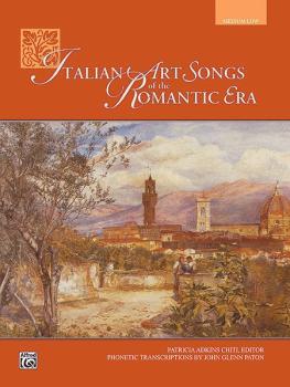 Italian Art Songs of the Romantic Era (AL-00-4955)