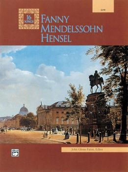 Fanny Mendelssohn Hensel (AL-00-4963)