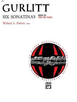 6 Sonatinas, Op. 54 (AL-00-571)