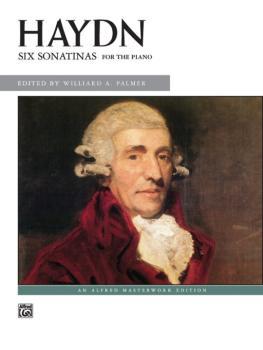 6 Sonatinas (AL-00-618)