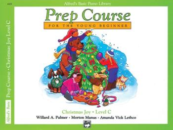 Alfred's Basic Piano Prep Course: Christmas Joy! Book C (For the Young (AL-00-6478)
