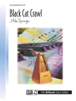 Black Cat Crawl (AL-00-881379)