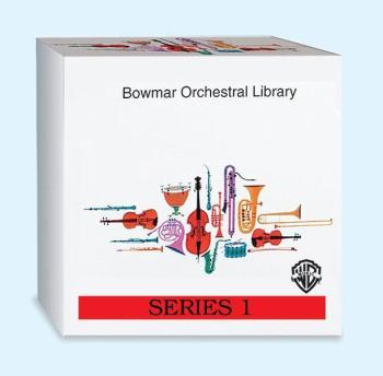 Bowmar Orchestral Library, Series 1 (AL-00-BMR05111)
