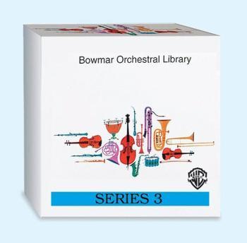 Bowmar Orchestral Library, Series 3 (AL-00-BMR05113)