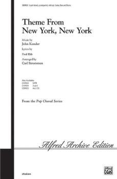 <I>New York, New York,</I> Theme from (AL-00-CH9923)