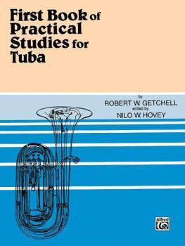 Practical Studies for Tuba, Book I (AL-00-EL00774)