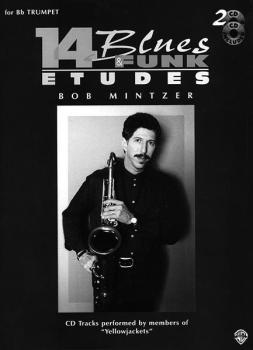 14 Blues & Funk Etudes (AL-00-EL9606CD)