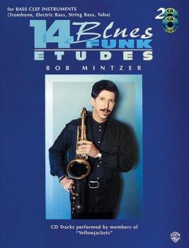 14 Blues & Funk Etudes (AL-00-EL9608CD)