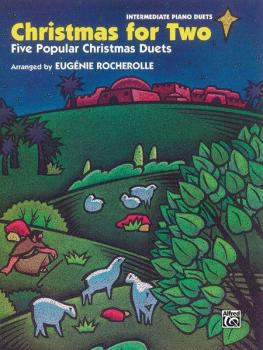 Christmas for Two: Five Popular Christmas Duets (AL-00-ELM00057)